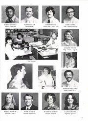 Page 15, 1976 Edition, Terrell High School - Tiger Yearbook (Terrell, TX) online yearbook collection