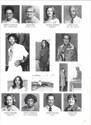 Page 17, 1976 Edition, Terrell High School - Tiger Yearbook (Terrell, TX) online yearbook collection