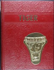 1979 Edition, Terrell High School - Tiger Yearbook (Terrell, TX)
