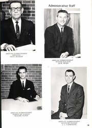 Page 17, 1967 Edition, Mesquite High School - Mesquite O Yearbook (Mesquite, TX) online yearbook collection