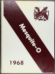 1968 Edition, Mesquite High School - Mesquite O Yearbook (Mesquite, TX)
