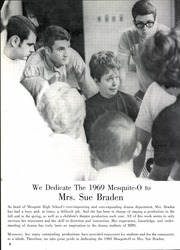 Page 12, 1969 Edition, Mesquite High School - Mesquite O Yearbook (Mesquite, TX) online yearbook collection