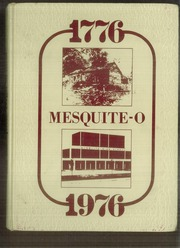 1976 Edition, Mesquite High School - Mesquite O Yearbook (Mesquite, TX)