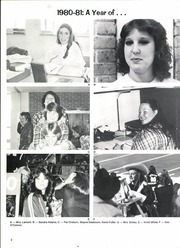 Page 6, 1981 Edition, Mesquite High School - Mesquite O Yearbook (Mesquite, TX) online yearbook collection