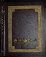 1983 Edition, Mesquite High School - Mesquite O Yearbook (Mesquite, TX)