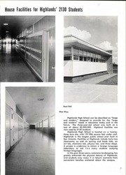 Page 11, 1961 Edition, Highlands High School - Brigadoon Yearbook (San Antonio, TX) online yearbook collection