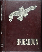 Page 1, 1971 Edition, Highlands High School - Brigadoon Yearbook (San Antonio, TX) online yearbook collection
