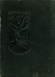 Page 1, 1924 Edition, South Oak Cliff High School - Den Yearbook (Dallas, TX) online yearbook collection