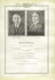 Page 15, 1924 Edition, South Oak Cliff High School - Den Yearbook (Dallas, TX) online yearbook collection