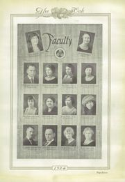 Page 17, 1924 Edition, South Oak Cliff High School - Den Yearbook (Dallas, TX) online yearbook collection