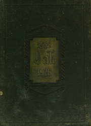 Page 1, 1928 Edition, South Oak Cliff High School - Den Yearbook (Dallas, TX) online yearbook collection