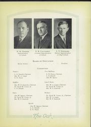 Page 15, 1930 Edition, South Oak Cliff High School - Den Yearbook (Dallas, TX) online yearbook collection