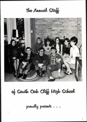 Page 5, 1968 Edition, South Oak Cliff High School - Den Yearbook (Dallas, TX) online yearbook collection