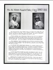 Page 14, 1988 Edition, South Oak Cliff High School - Den Yearbook (Dallas, TX) online yearbook collection