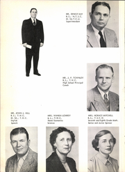 Page 12, 1953 Edition, Everman High School - Beacon Yearbook (Everman, TX) online yearbook collection