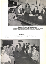 Page 15, 1953 Edition, Everman High School - Beacon Yearbook (Everman, TX) online yearbook collection