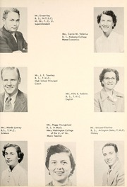 Page 11, 1954 Edition, Everman High School - Beacon Yearbook (Everman, TX) online yearbook collection