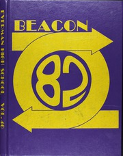 Page 1, 1982 Edition, Everman High School - Beacon Yearbook (Everman, TX) online yearbook collection