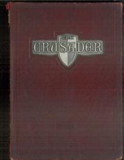 Woodrow Wilson High School - Crusader Yearbook (Dallas, TX) online yearbook collection, 1932 Edition, Page 1