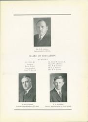 Page 15, 1932 Edition, Woodrow Wilson High School - Crusader Yearbook (Dallas, TX) online yearbook collection