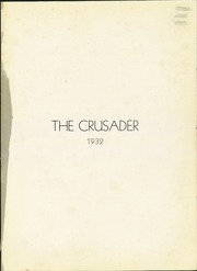 Page 5, 1932 Edition, Woodrow Wilson High School - Crusader Yearbook (Dallas, TX) online yearbook collection