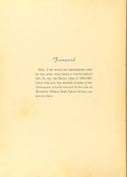 Page 10, 1935 Edition, Woodrow Wilson High School - Crusader Yearbook (Dallas, TX) online yearbook collection