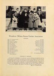 Page 17, 1935 Edition, Woodrow Wilson High School - Crusader Yearbook (Dallas, TX) online yearbook collection