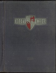 Woodrow Wilson High School - Crusader Yearbook (Dallas, TX) online yearbook collection, 1936 Edition, Page 1