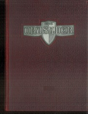 Woodrow Wilson High School - Crusader Yearbook (Dallas, TX) online yearbook collection, 1938 Edition, Page 1