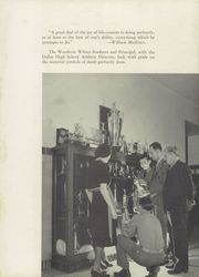 Page 13, 1939 Edition, Woodrow Wilson High School - Crusader Yearbook (Dallas, TX) online yearbook collection