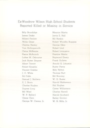 Page 12, 1944 Edition, Woodrow Wilson High School - Crusader Yearbook (Dallas, TX) online yearbook collection