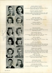 Page 36, 1945 Edition, Woodrow Wilson High School - Crusader Yearbook (Dallas, TX) online yearbook collection