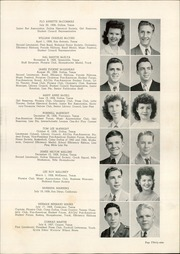 Page 43, 1945 Edition, Woodrow Wilson High School - Crusader Yearbook (Dallas, TX) online yearbook collection