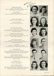 Page 45, 1945 Edition, Woodrow Wilson High School - Crusader Yearbook (Dallas, TX) online yearbook collection