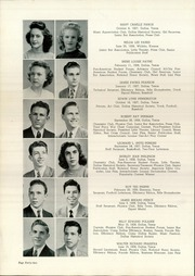Page 46, 1945 Edition, Woodrow Wilson High School - Crusader Yearbook (Dallas, TX) online yearbook collection