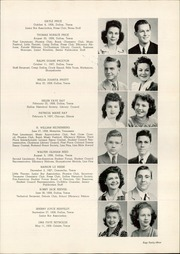 Page 47, 1945 Edition, Woodrow Wilson High School - Crusader Yearbook (Dallas, TX) online yearbook collection