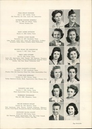 Page 49, 1945 Edition, Woodrow Wilson High School - Crusader Yearbook (Dallas, TX) online yearbook collection