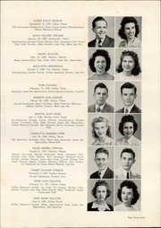 Page 51, 1945 Edition, Woodrow Wilson High School - Crusader Yearbook (Dallas, TX) online yearbook collection
