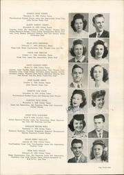 Page 53, 1945 Edition, Woodrow Wilson High School - Crusader Yearbook (Dallas, TX) online yearbook collection