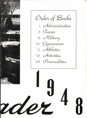 Page 7, 1948 Edition, Woodrow Wilson High School - Crusader Yearbook (Dallas, TX) online yearbook collection