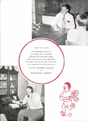 Page 12, 1951 Edition, Woodrow Wilson High School - Crusader Yearbook (Dallas, TX) online yearbook collection
