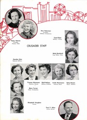 Page 8, 1951 Edition, Woodrow Wilson High School - Crusader Yearbook (Dallas, TX) online yearbook collection