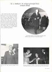 Page 17, 1954 Edition, Woodrow Wilson High School - Crusader Yearbook (Dallas, TX) online yearbook collection