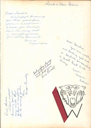Page 3, 1954 Edition, Woodrow Wilson High School - Crusader Yearbook (Dallas, TX) online yearbook collection