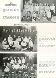 Page 100, 1956 Edition, Woodrow Wilson High School - Crusader Yearbook (Dallas, TX) online yearbook collection