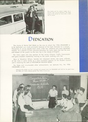 Page 11, 1956 Edition, Woodrow Wilson High School - Crusader Yearbook (Dallas, TX) online yearbook collection