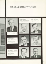 Page 17, 1956 Edition, Woodrow Wilson High School - Crusader Yearbook (Dallas, TX) online yearbook collection