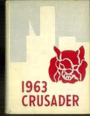 Woodrow Wilson High School - Crusader Yearbook (Dallas, TX) online yearbook collection, 1963 Edition, Page 1