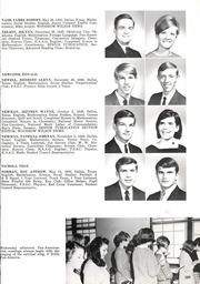 Page 293, 1968 Edition, Woodrow Wilson High School - Crusader Yearbook (Dallas, TX) online yearbook collection