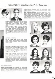 Page 297, 1968 Edition, Woodrow Wilson High School - Crusader Yearbook (Dallas, TX) online yearbook collection